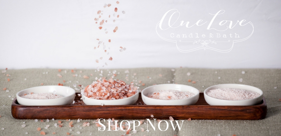 Shop One Love Candle & Bath