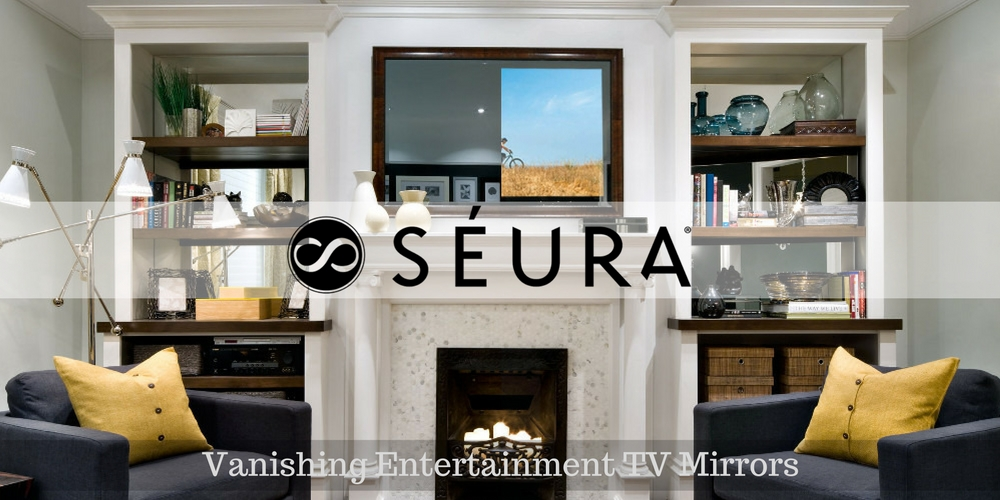 Séura Vanishing TV Mirrors