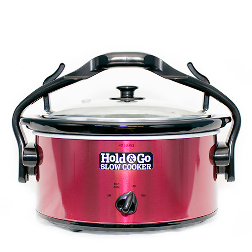 BeraTek Industries Hold and Go Slow Cooker