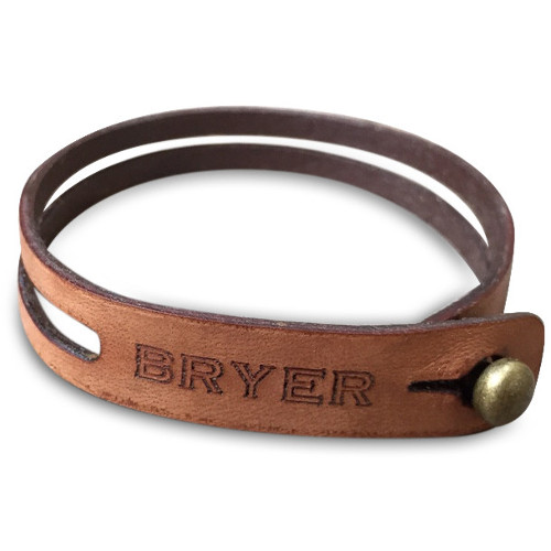 Men's Accessories | Bryer Leather
