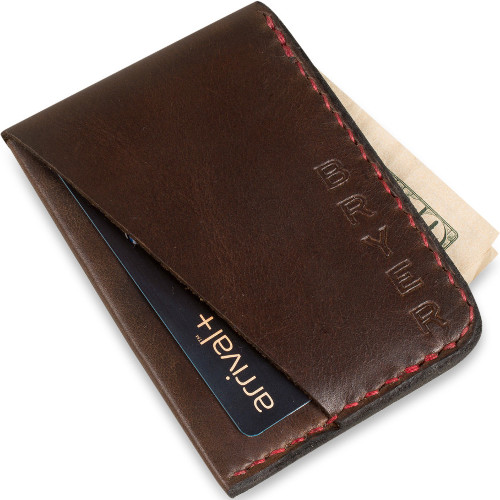 Wallets | Bryer Leather