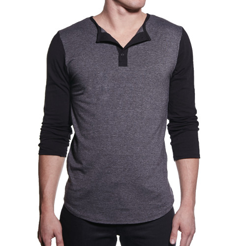 Men's Henleys - DEMERARA