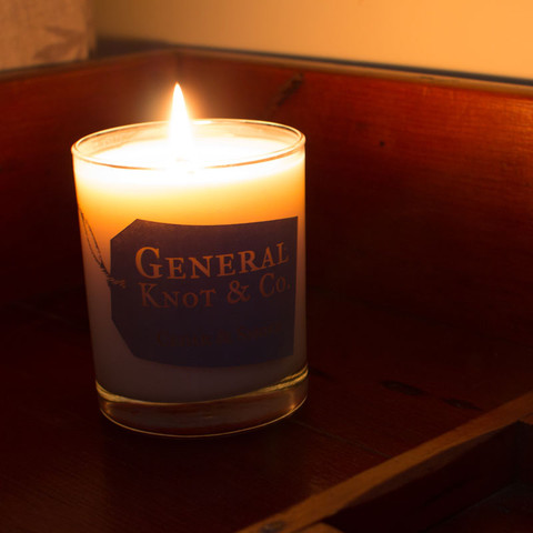 General Knot & Co. Candles
