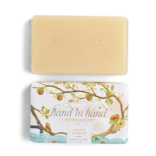 Hand in Hand Bar Soap