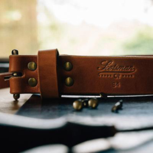 Belts | Laurel Mercantile Co.