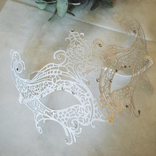 Masks | Lord & Lady
