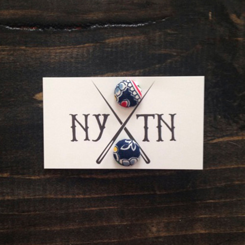Cufflinks & Tie Tacks | New York to Nashville