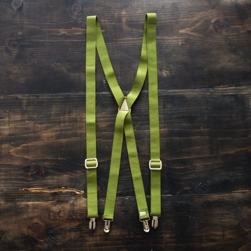 Suspenders | New York to Nashville
