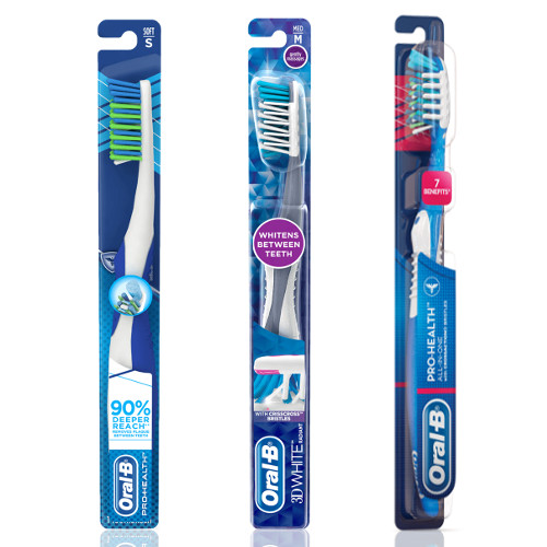 Manual Toothbrushes | Oral B