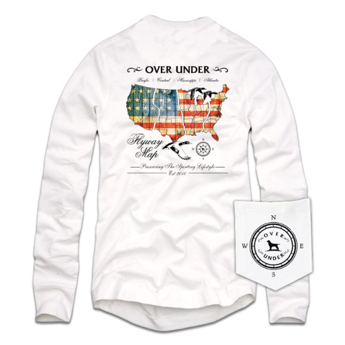 Long Sleeve T-Shirts | Over Under