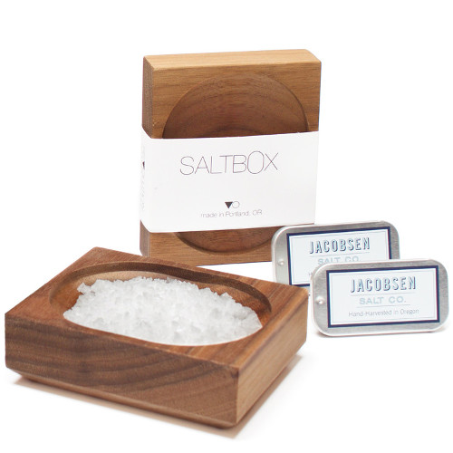 Revolution DH Salt Box