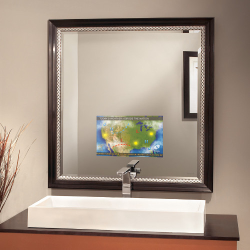 Vanishing Vanity TV Mirrors | Séura