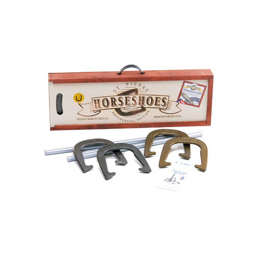 St. Pierre Sports Horseshoes