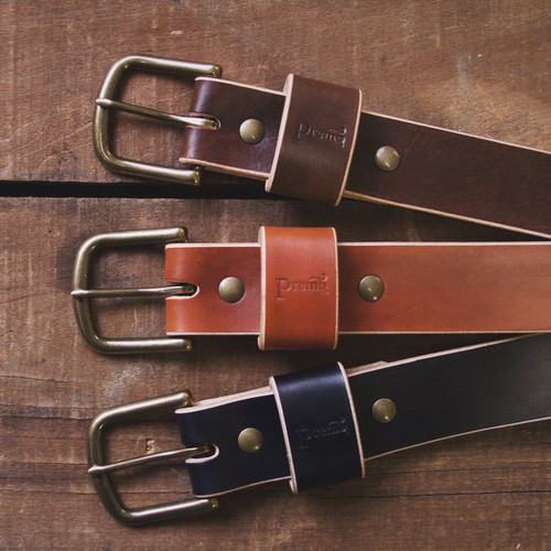 The Premo Workshop Belts and Suspenders
