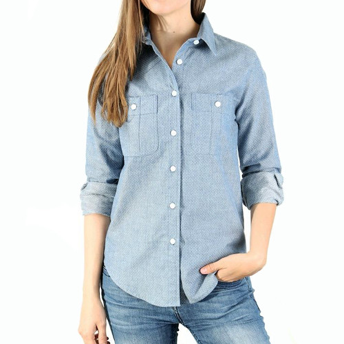 Women's Shirting | Time & Silence